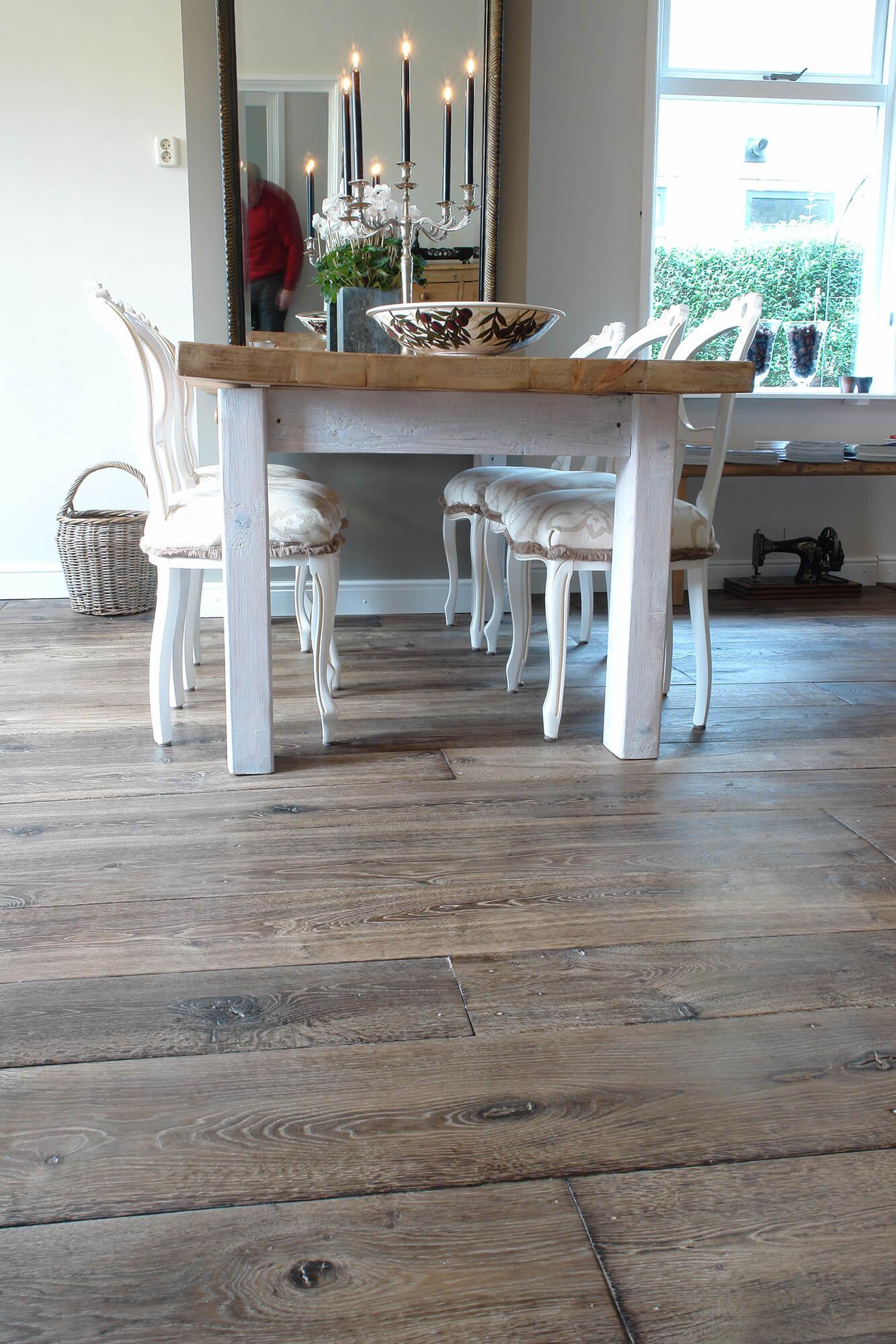 Verrassend Vloerenboerderij Weteringbrug   Dé vakspecialist in houten vloeren GX-37