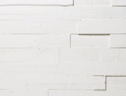 Houten wandbekleding – Natural Wood Restored Deep White