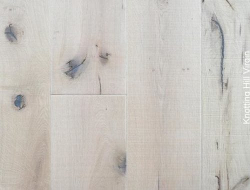 Houten plankenvloer verouderd eiken Knotting Hill Virgin